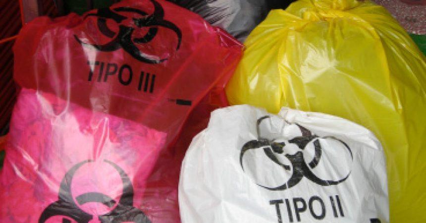 Recolección de residuos patológicos